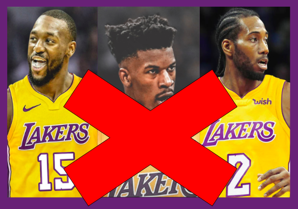The Lakers Will Not Sign a 3rd Star